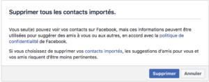 supprimer-contacts-importes-facebook