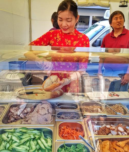 My Sandwiches vietnamiens - Bánh mì